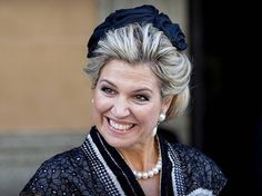 "HM Queen Maxima Of The  on Instagram: ""• My favorite smile of Queen Maxima  . 2/12  . Do you like this smile?❣️ . #queen #queenmaxima #QueenMáxima #smile #royal #royals #royalty"""