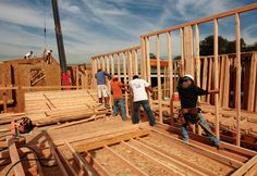 In another sign of the housing market's 2013 turnaround, the average size of a new home built in the U.S. set a record last year, according to Census Bureau data released Monday. At almost 2,600...
