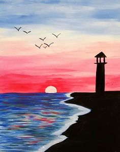 Paint Nite Hamptonroads | Gameworks 01/03/2016