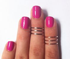 {Above Knuckle Ring Set}