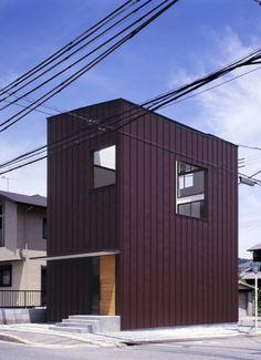 Adzuki House / Horibe Naoko Architect Office.