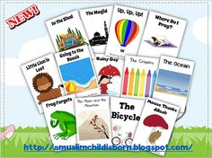 A Muslim Child is Born: Emergent Readers (13 Free Books with Worksheets)