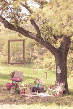 Érase una vez Bodas y Eventos: Cómo se hizo: Un picnic en tu boda