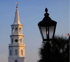 The Holy City ~ Charleston, SC  There is no place like Home!!