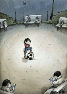 Zaman Değişir, Çocuklar Değişir