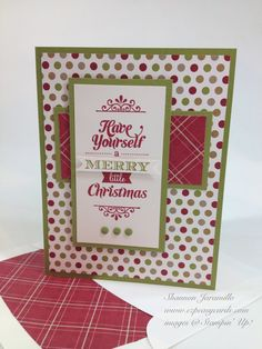 Great design for a Christmas card! Thanks! EZPeasyCards - Blog
