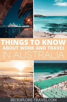 Work And Travel, Us Travel, Time In Australia, Visit Australia, Australia Travel Guide, Fraser Island, Working Holidays, Sailing Trips, Great Barrier Reef