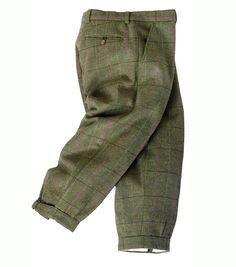 Caledonia Tweed Breeks by Hoggs of Fife | Tweeds from Fife Country