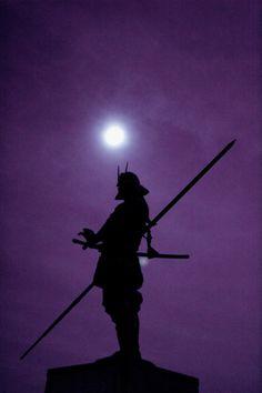 """Samurai Meditating Before Battle. Aikido, Japanese Culture, Japanese Art, Samurai Wallpaper, The Last Samurai, Samurai Artwork, Ninja Art, Art Asiatique, Samurai Tattoo"