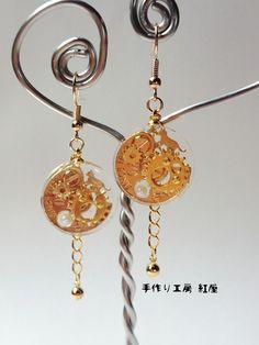 Steampunk Accessories, Handmade Accessories, Jewelry Accessories, Handmade Jewelry, Resin Jewelry, Glass Jewelry, Steam Punk Jewelry, Diy Resin Crafts, Resin Pendant