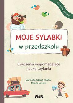 Moje sylabki w przedszkolu - Ćwiczenia wspomagające naukę czytania Wydawnictwo WiR - sklep internetowy