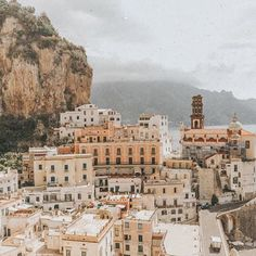 the view of Atrani from our Airbnb rooftop never got old Oh The Places You'll Go, Places To Visit, Travel Around The World, Around The Worlds, Wanderlust, Europe, Explorer, Future Travel, Travel Aesthetic