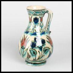 De Porceleyne Fles - een kan in Iznik stijl