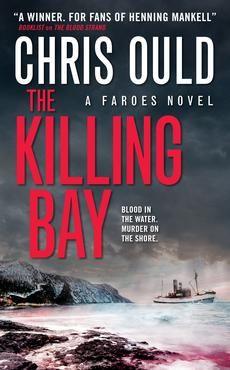 the killing bay, chris ould, arc, titan books, ebook, novel, fiction, contemporary fiction, thriller