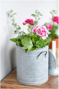 Vintage copper vase, vintage copper pot, copper planter | Copper pots