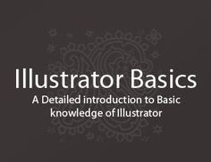 A complete Course on learning Adobe illustrator