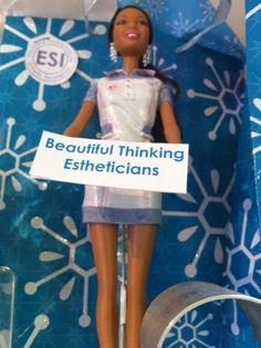 Brilliant thinking estheticians