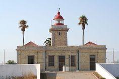 Lighthouses of Southern Portugal - Farol da Ponta da Piedade