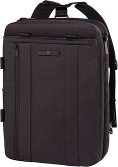 Victorinox Architecture Urban Dufour Exp. 3-Way Carry Laptop Pack w  Tablet  Pocket 7ef7fe9289