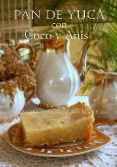 Pan de Yuca | Mari's Cakes