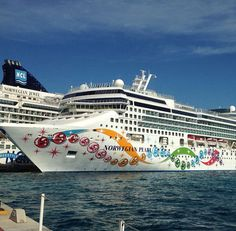 Book a cruise on our Norwegian Pearl Cruise Ship. Sail to the Caribbean, Bahamas or Alaska. Check out Norwegian Pearl's Deck Plans and available amenities. Cruise Europe, Cruise Travel, Cruise Vacation, Vacations, Norwegian Pearl, How To Book A Cruise, Norwegian Cruise Line, Deck Plans, Alaska