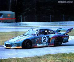 bob wollek | WOLLEK con uno de los 935 Vaillant-Kremer que tan bien supo llevar en ...
