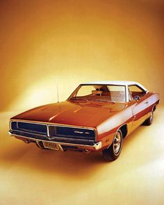 Dodge Charger, 1969