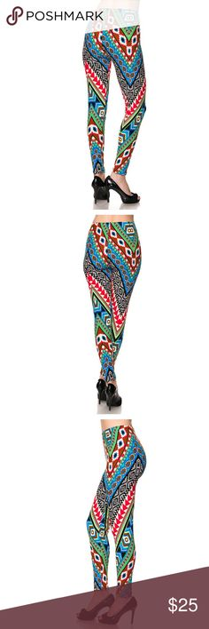 Plus Size Premium Printed Leggings Plus Free Size  If you love comfort and beauty in one package, these Printed Leggings will certainly be your THING.  All designs are handpicked to make you look elegant and slick. Leggings are of high quality and the feedback has been terrific so far.  We 100% stand by our products, love it OR leave it.   **PLUS SIZING**  Plus (one size fits most juicy ladies) : Fits 1XL, XXL, XXXL ----> US Size 12 to 22  Sku: 250plus Pants Leggings
