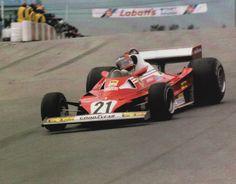 1977 GP Kanady (Mosport) Ferrari 312T2 (Gilles Villeneuve)