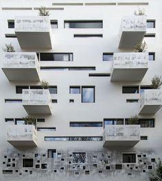 Klab Architecture — Urban Stripes