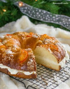 Roscón de Reyes (el definitivo)