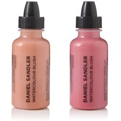 Watercolour fluid blusher by Daniel Sandler, this blusher glides on and doesn't move until you want it to! Fabulous product, one that is always in my makeup bag (box!)