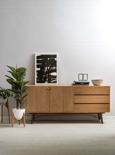 The Trilogy sideboard