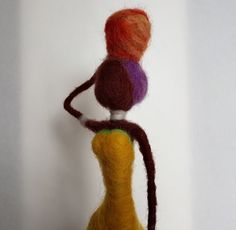 african women needle felted art sold by Handmade hobby art. Shop more products from Handmade hobby art on Storenvy, the home of independent small businesses all over the world. Wool Art, Little Doll, Felt Dolls, Felt Art, Handmade Decorations, African Women, Indie Brands, Felt Crafts, Needle Felting