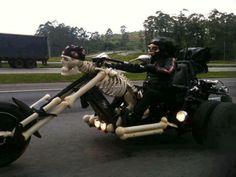 Bad to the bones...yep I went there