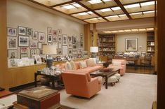Sunnylands Rancho Mirage - A Mid-Century Modern Retreat Modern Courtyard, Courtyard House Plans, Asian Style Bedrooms, Modernism Week, Retro Interior Design, Sunken Living Room, Modern Basement, Rich Home, Modern House Plans