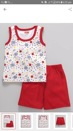 Little Girl Outfits, Kids Outfits Girls, Toddler Girl Outfits, Cute Outfits, Baby Boy Dress, Cute Underwear, Boys T Shirts, Kids Wear, Boy Fashion