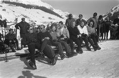 Fotocollectie » Koninklijke familie met wintersportvakantie in Lech Koninklijke familie zonder k…   gahetNA