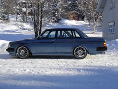 Volvo Passion - All About Volvo: Awesome Volvo 240