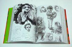Kim Jung-GI Sketch