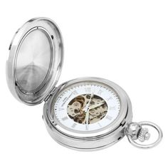 Charles Hubert 3845 Two-Tone Mechanical Picture Frame Pocket Watch Charles-Hubert, Paris. $90.00. 17 jewel Mechanical movement. Deluxe gift box. Skeleton dial with roman numerals. Photo insert on inside of front cover. Two-tone brass 48 mm hunter case with a matching curb chain. Save 33% Off!