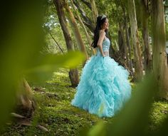 An enchanted forest theme quinceañera is a great way to showcase your unique style! See inspirational pictures of our featured enchanted forest quinces! Corpse Bride Wedding, Quince Pictures, Enchanted Forest Theme, Magical Forest, Fairy Tales, Ball Gowns, Formal Dresses, Unique, Inspiration