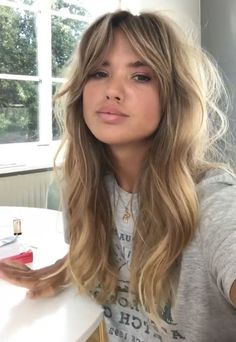 The 72 Sexiest Summer Haircut Ideas To Show Off This Season . - Markettt - The 72 Sexiest Summer Haircut Ideas To Show Off This Season . The 72 Sexiest Summer Haircut Ideas To Show Off This Season Cabelo Inspo, Hair Inspo, Hair Inspiration, Summer Haircuts, Trending Haircuts, Long Hair Cuts, Long Hair Haircuts, Long Fringe Hairstyles, Long Punk Hair