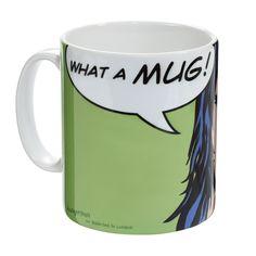 'What a Mug' Proper London Mug from http://www.addictedtolondon.co.uk