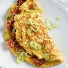 ESSEN & TRINKEN - Speck-Omelett Rezept