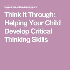 kritisches denken von erwachsenen lernenden