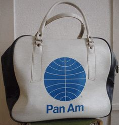 c53dfa052c pan am retro flight luggage Vintage Airline