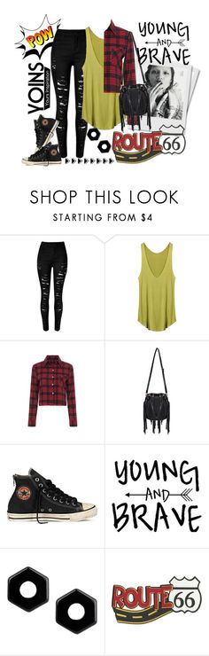 """""""Yoins Fashion Contest"""" by paisleywest ❤ liked on Polyvore featuring Converse, Marc by Marc Jacobs, women's clothing, women, female, woman, misses, juniors and yoins"""