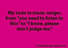 Haha so very true.