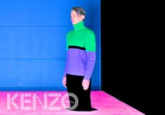Teaser GIF #5 of our Fall/Winter 2014 campaign - Kenzine, the Kenzo official blog